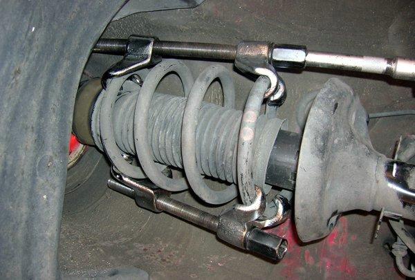 Cambiar un amortiguador de mi coche - Quitar rayones coche facilmente ...