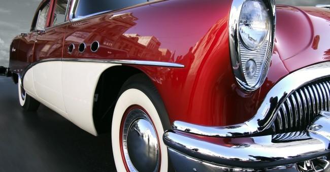 recambio de coches clásicos