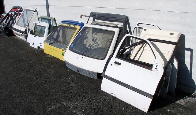 piezas de coches raras