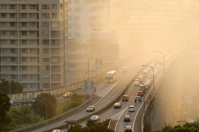 contaminan en la ciudad